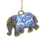 elephant-blueflower